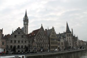 Gent: the most famous view by zhuravlik26
