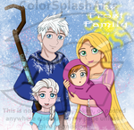 The Frost Family by DivineSpiritual