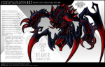 Reaver Heartless - Bio Sheet by Mark-MrHiDE-Patten