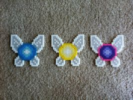 Fairy Bead Sprites by Night-TAG