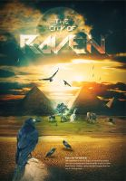 The City of Raven by karmagraphics
