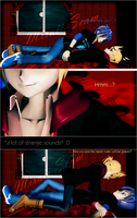 Kaito x Len ~ Who is the rapist? by Miraii-Scam