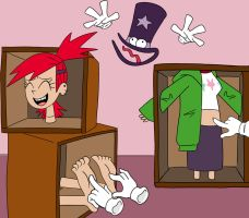 Foster's Home For Imaginary Ticklers by KoochieKoochieToons
