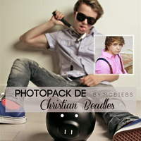 Photopack de Christian Beadles. by mcbiebs