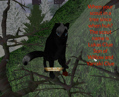 The Scout in a tree what? by KaliFHunter20