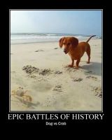 Epic Battles of History by RubytheWitch
