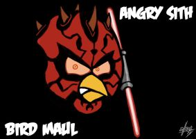 ANGRY SITH by aLLmanXD
