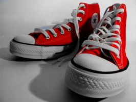 Converse Red by Matt1210