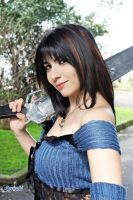 Rinoa Heartilly By Dion Roger by PrincessRiN0a