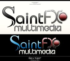 Saint FX Multimedia Logo 01 by GhenKnight