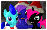 Merry Christmas from Nebula Team by Neros1990 by GothNebula