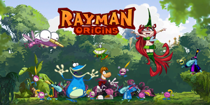 The Wacky World of Rayman Origins by Cuddlesnowy