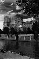 Notre Dame by banane-flambee