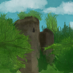 Ruins by mariahbyers