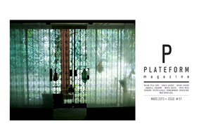 PLATEFORM ISSUE #51 by PLATEFORM