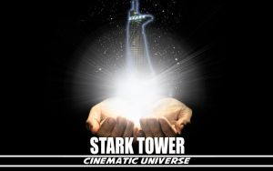 Stark Tower by Siphen0