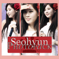 Photopack Seohyun- SNSD 011 by DiamondPhotopacks