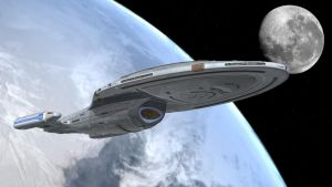 USS Voyager by Balsavor