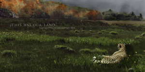 Our Land... by Fall-of-rain
