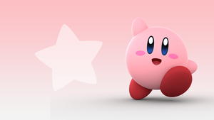 Kirby [Smash 3] by Tailsmiles249