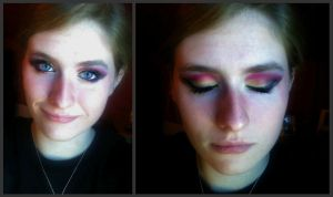 Easter Makeup Collage by Crweston94