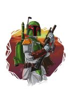 Boba Fett by Lightning-Stroke