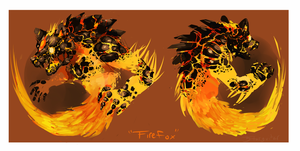 Monster Monday- Firefox by 5targuitar