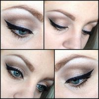 Everyday Smokey Eye by Miss-Reptilian