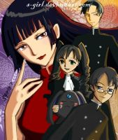 XXXHolic by s-girl