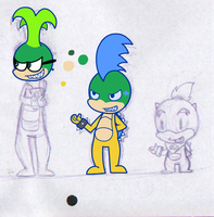 Flash Koopalings test by lucario-sensei