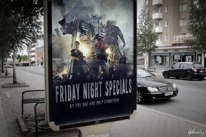FNS promo 2014.30 FNSformers by wchild