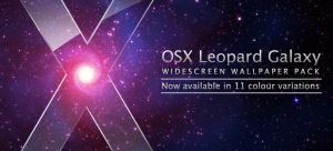 Leopard Galaxy Wallpaper Pack by zawir