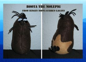 Love for Boota by Safiriel
