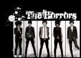 THE HORRORS WALLPAPER number 2 by KrazyNico