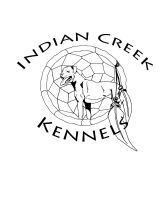Indian Creek Kennels Logo New by CloudClipper
