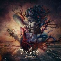 Tezaura - Heartcore CD Cover Artwork by Aegis-Illustration