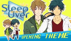 SLEEPOVER OPENING THEME by mazjojo