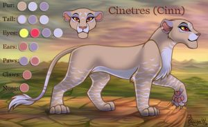 Cinetres ref by OmegaLioness