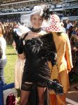 Durban July - Black is Back by 99thbone