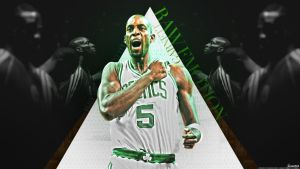 Kevin Garnett - Raw Emotion Wallpaper by OwenB23