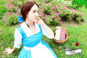 Beauty and The Beast / Belle Cosplay by SailorSamara