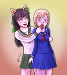 Have a Cookie, nyu~ (Contest Entry) by BurgerForLunsh