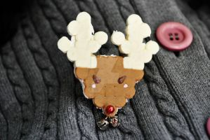 Rudolf the Cherry Nosed Reindeer by songinthesnow