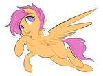 Scootaloo by GlacierClear