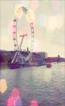 London Eye I by lecairde