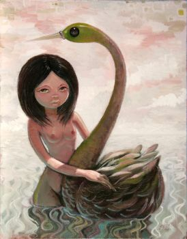 Swan Song by jasinski