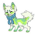 .: Puppy Adoptable CLOSED :. by Spunky-Mutt