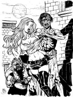 Zombies Attack! by Dogsupreme