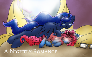 A Nightly Romance Story Cover by Conicer