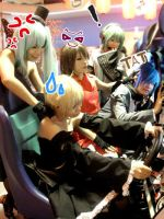 Vocaloid -funny time- by basilicum84
